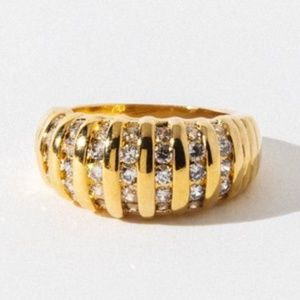 New Child of Wild The Parker Crystal Ring